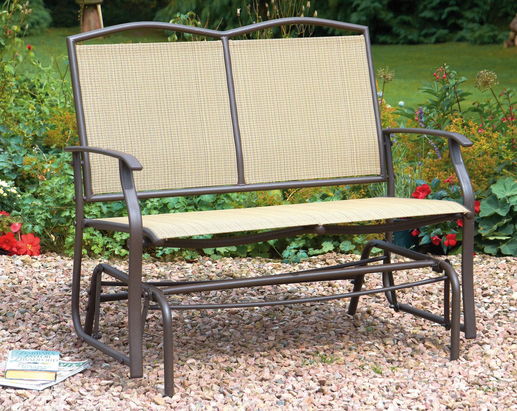 Hampton 2-seater Glider Bench