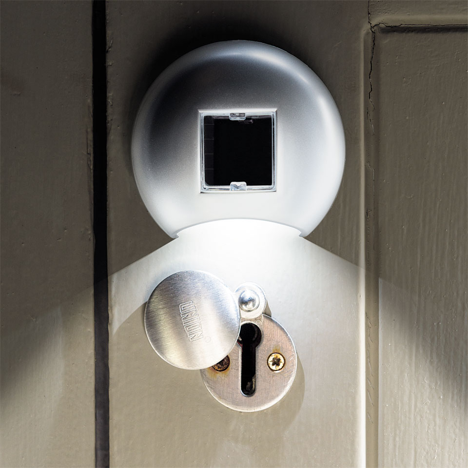 Solar Door Lock Light