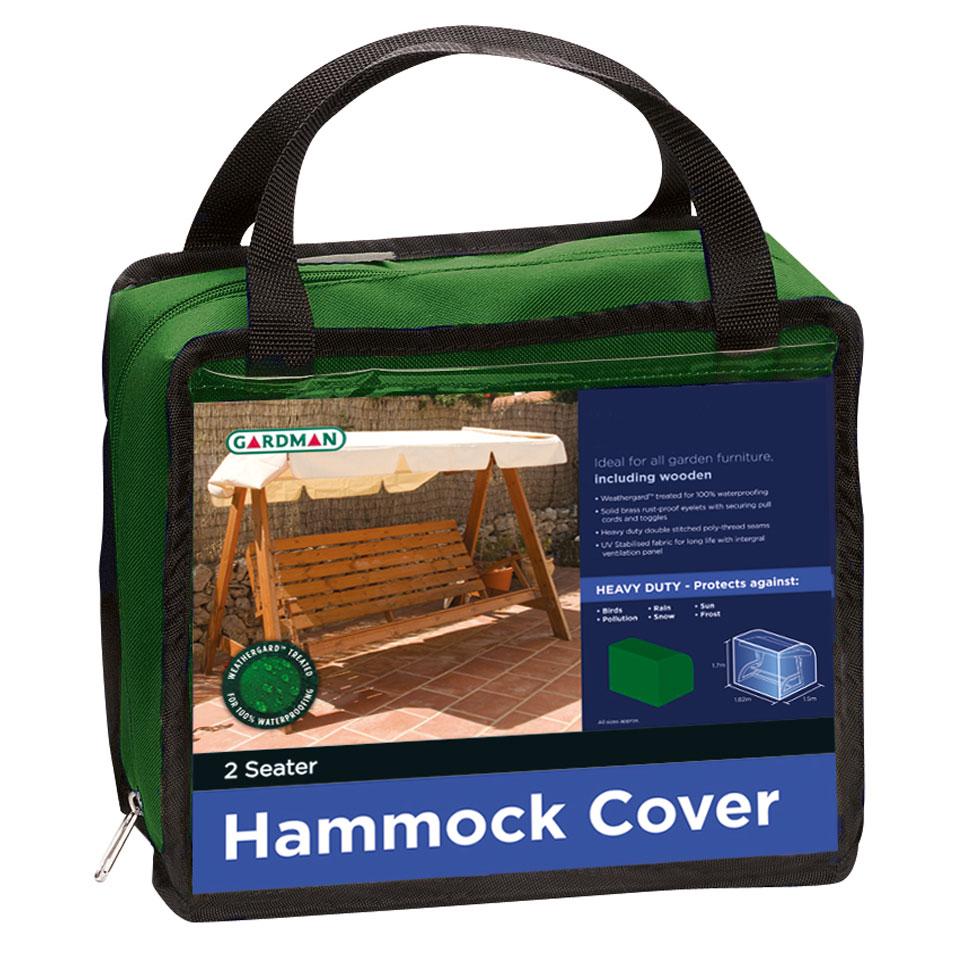 Premium 2 Seater Garden Swing & Hammock Cover