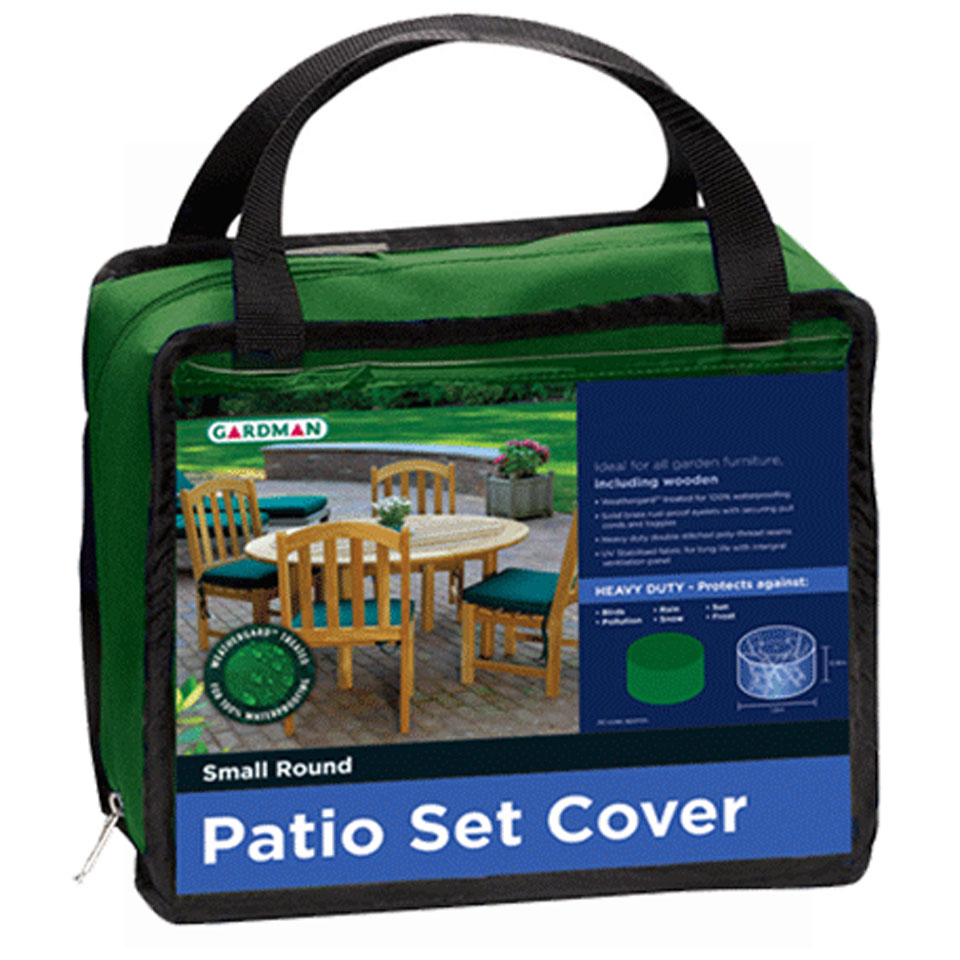 Premium 2 - 4 Seater Round Patio Set Cover