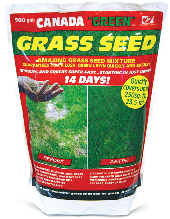 Canada Green Grass Seed 500g