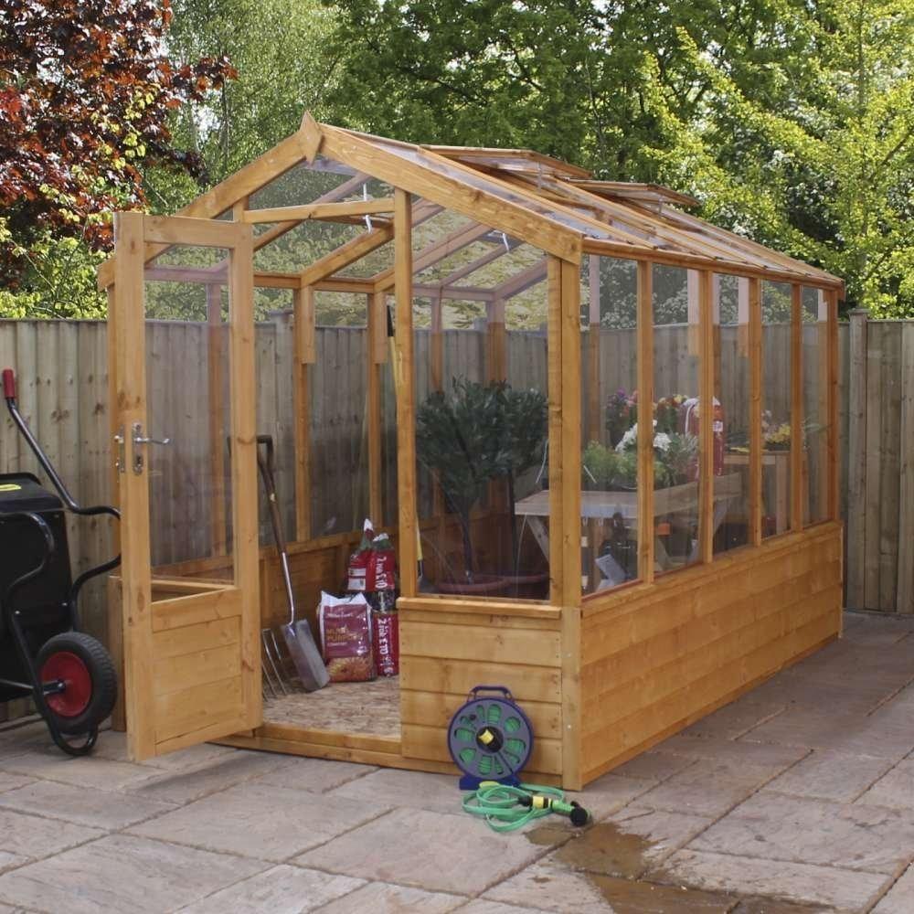 Image of 10' x 6' Premium Greenhouse