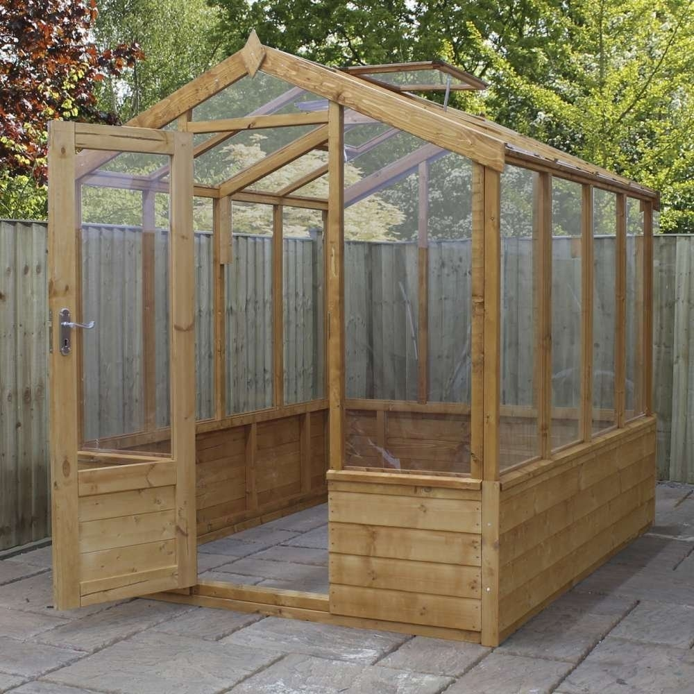 8' x 6' Premium Greenhouse