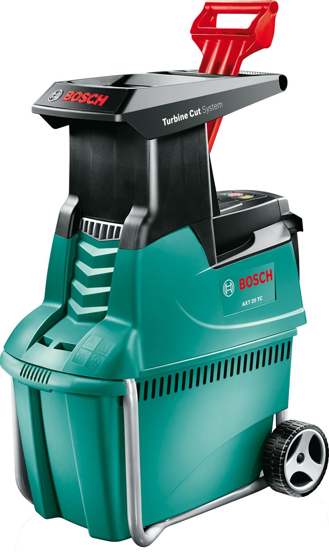 Bosch Garden Electric Shredder AXT 25TC