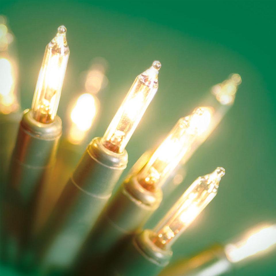 100 Clear  Fairy Lights