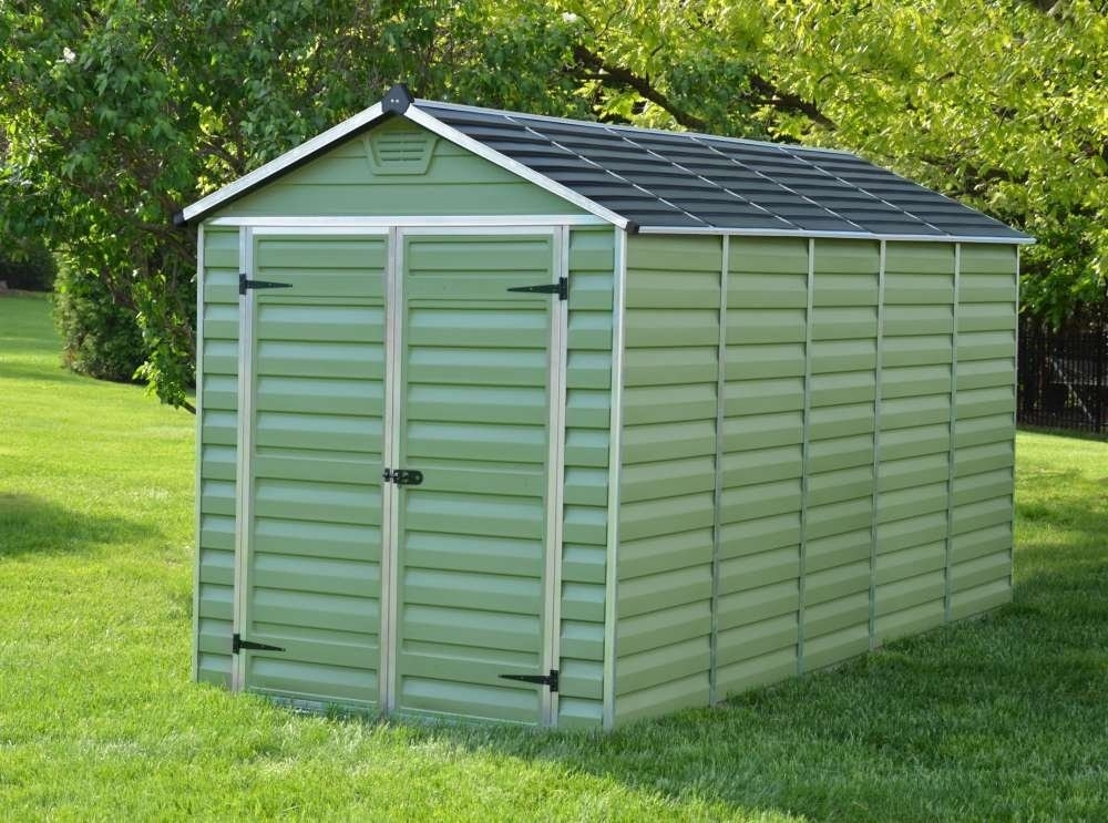 Plastic Shed 10 x 6