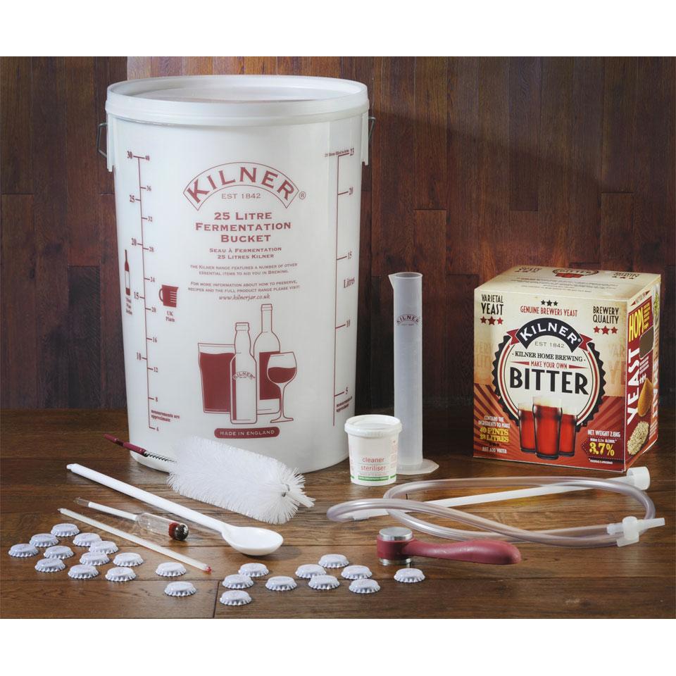 Kilner Complete Make Your Own Bitter Kit