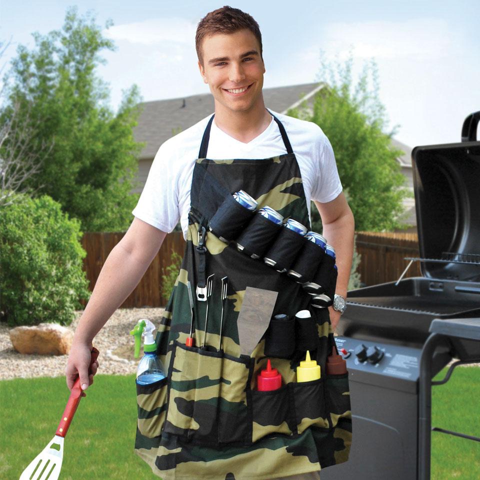 Grill Sergeant Barbecue Apron