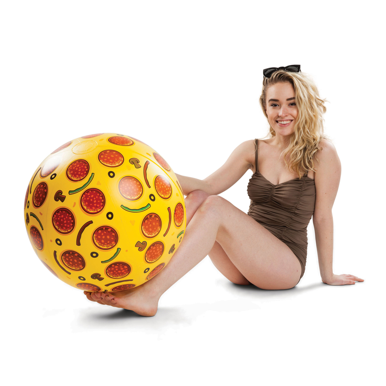 Giant Pizza Beach Ball