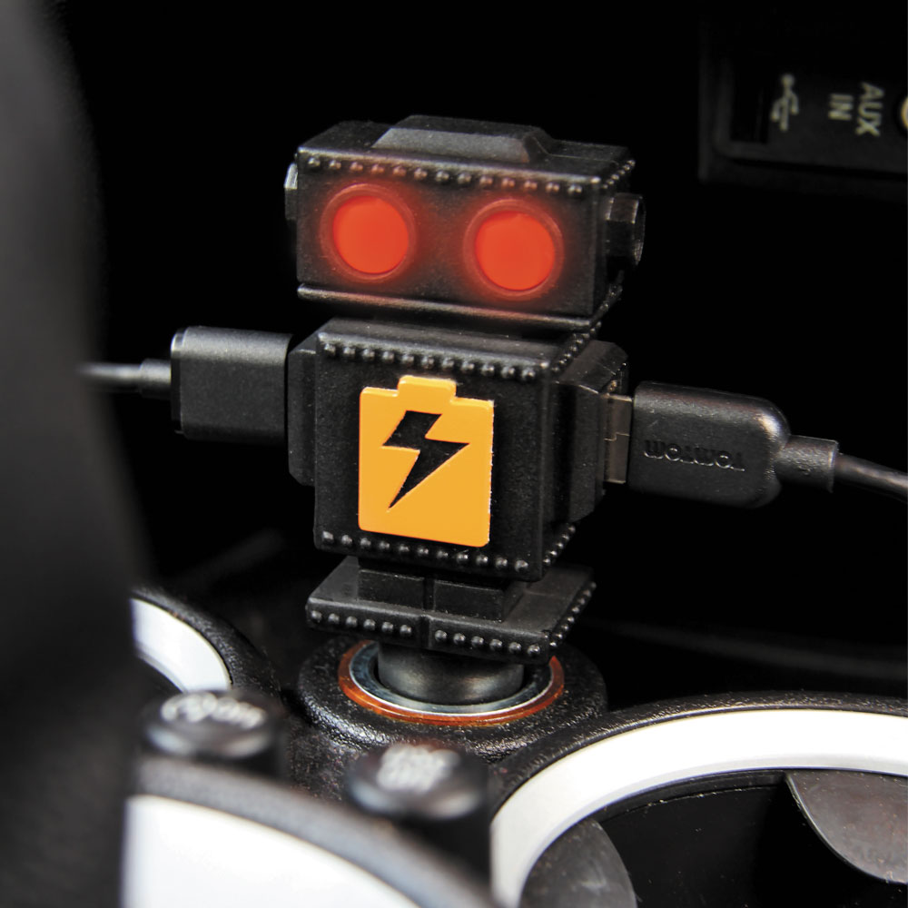 Car-Bot Car Charger