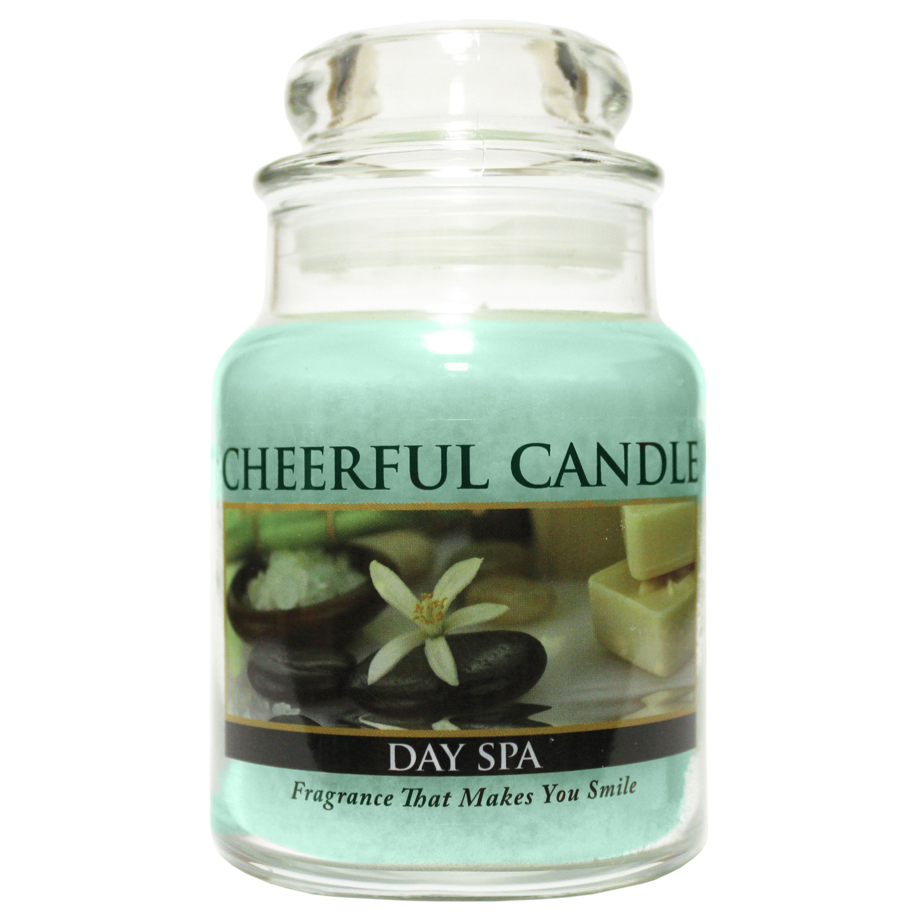 Day Spa 6oz Cheerful Candle