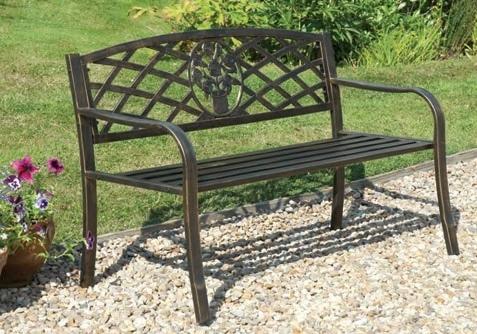 Coalbrookdale Garden bench