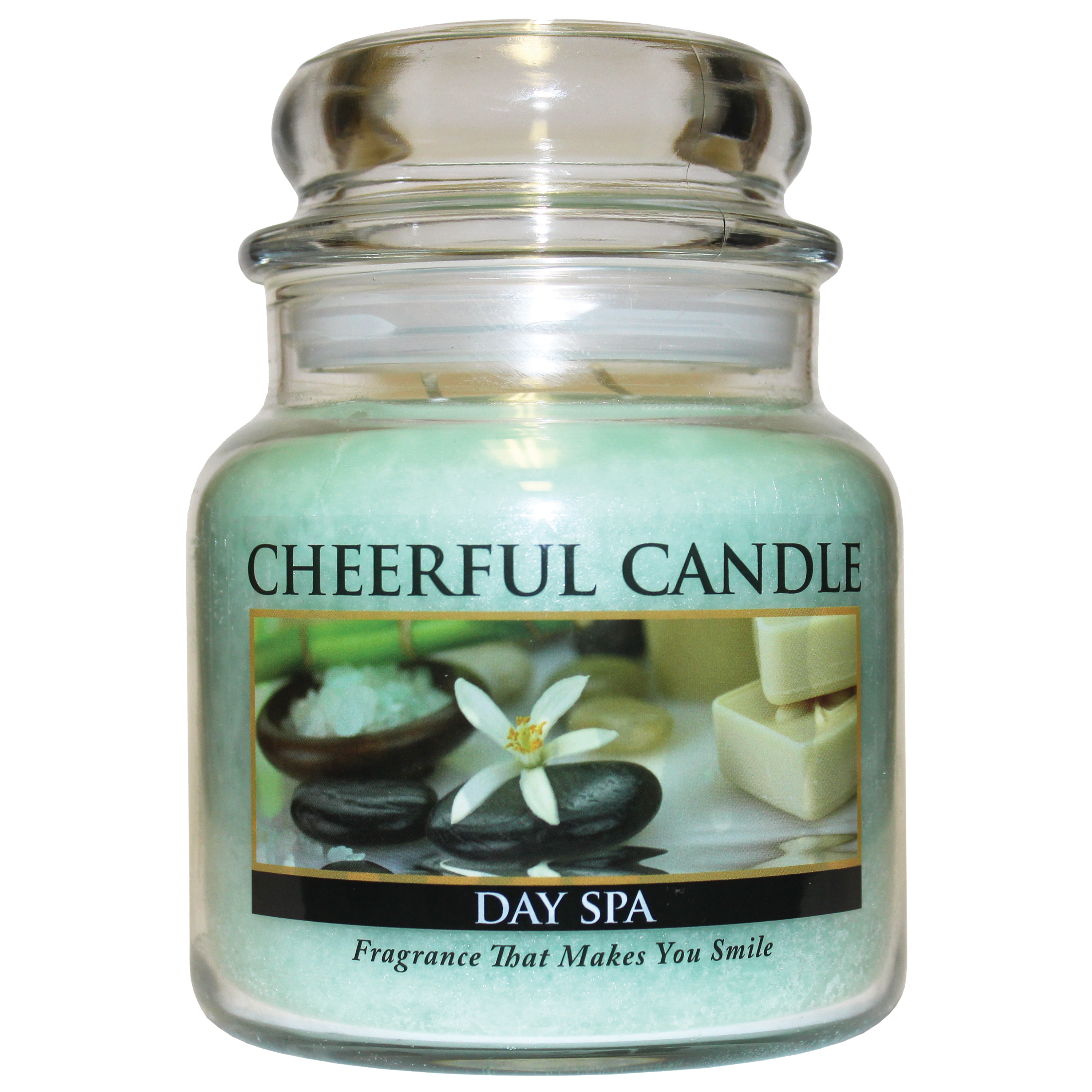 Day Spa Cheerful Candles
