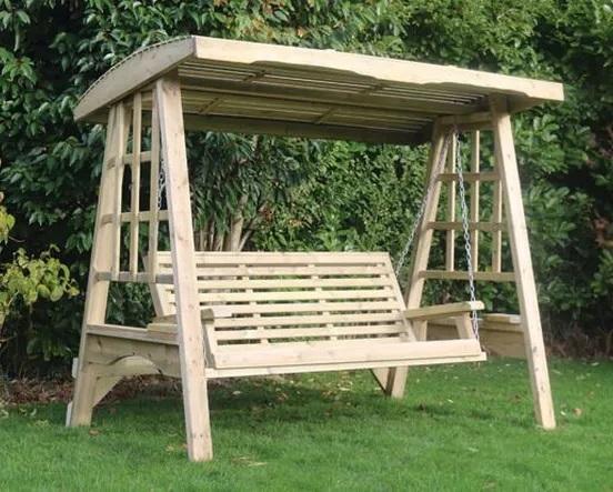 Tonbridge 3 Seater Swing Seat