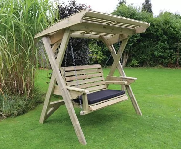 Wiltshire 2 Seater Swing Seat