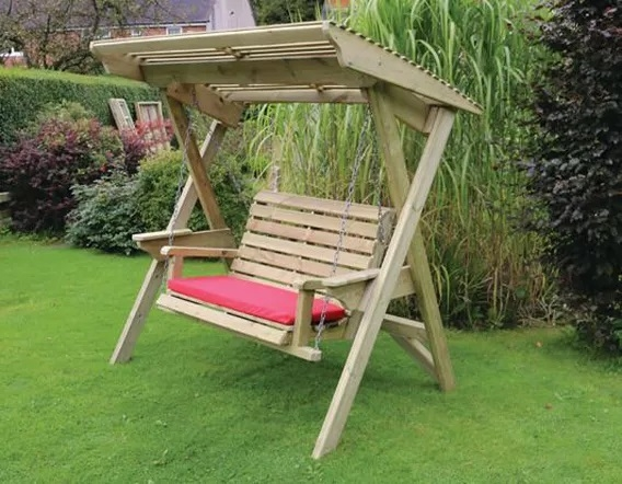 Wiltshire 3 Seater Swing Seat
