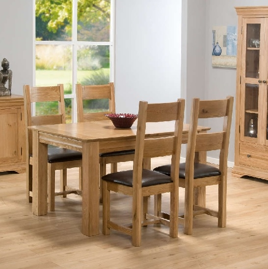 Constance 108cm Wooden Dining Chair