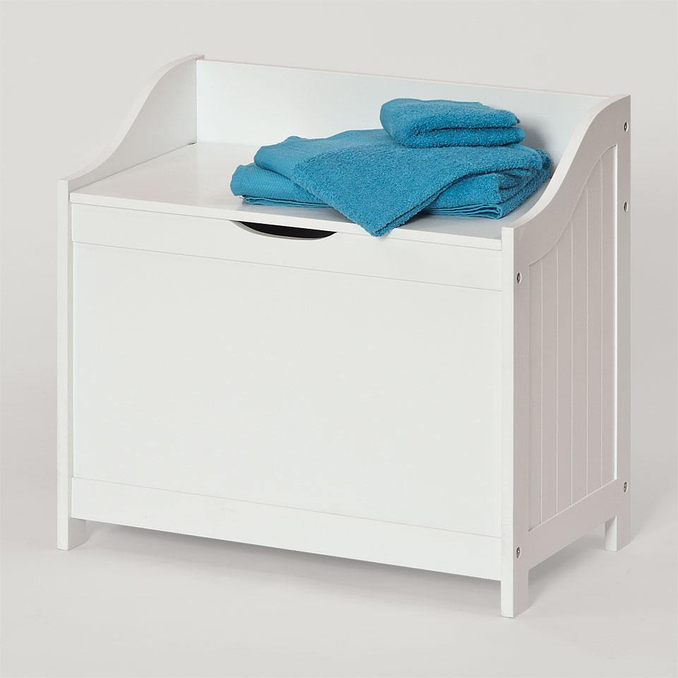 Savona Bathroom Laundry Hamper