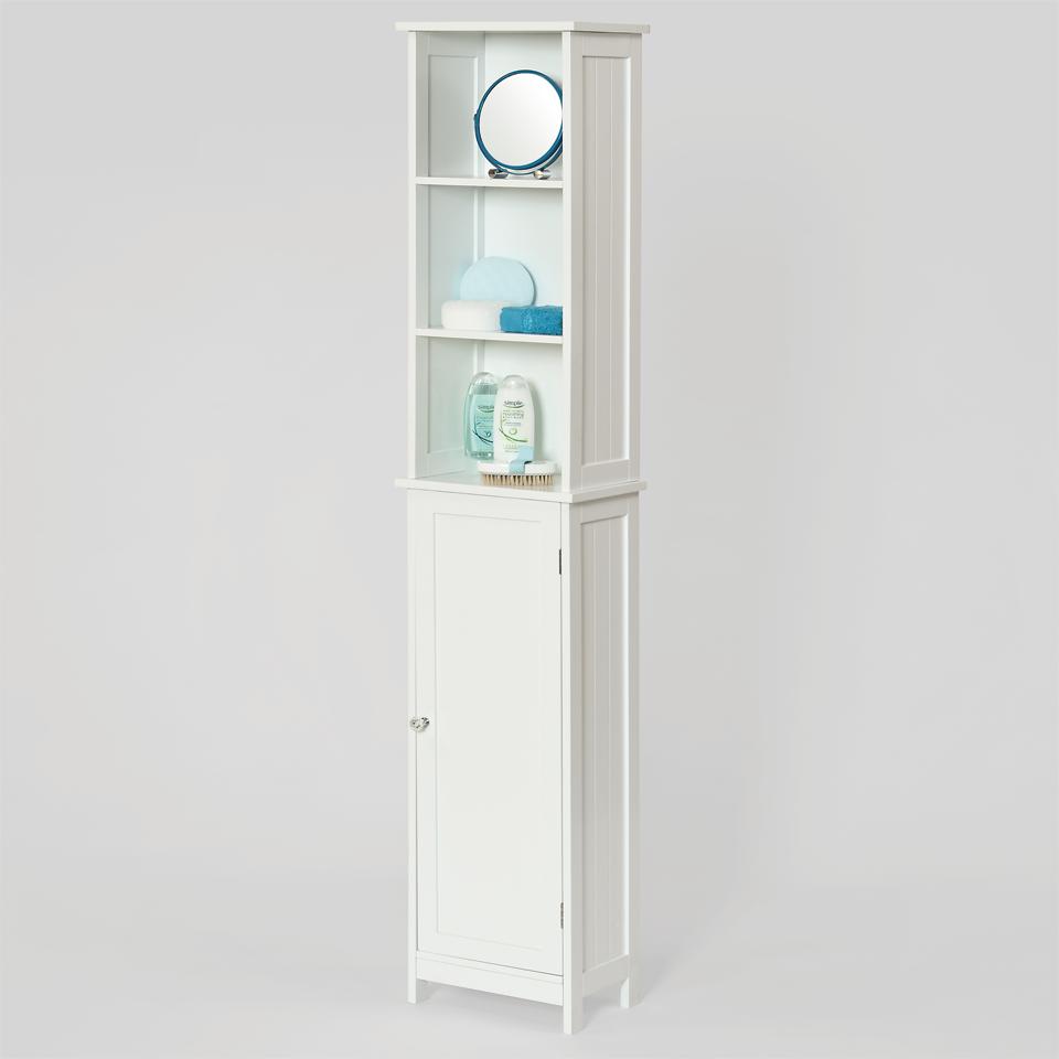 Savona Bathroom Tall Storage Cabinet