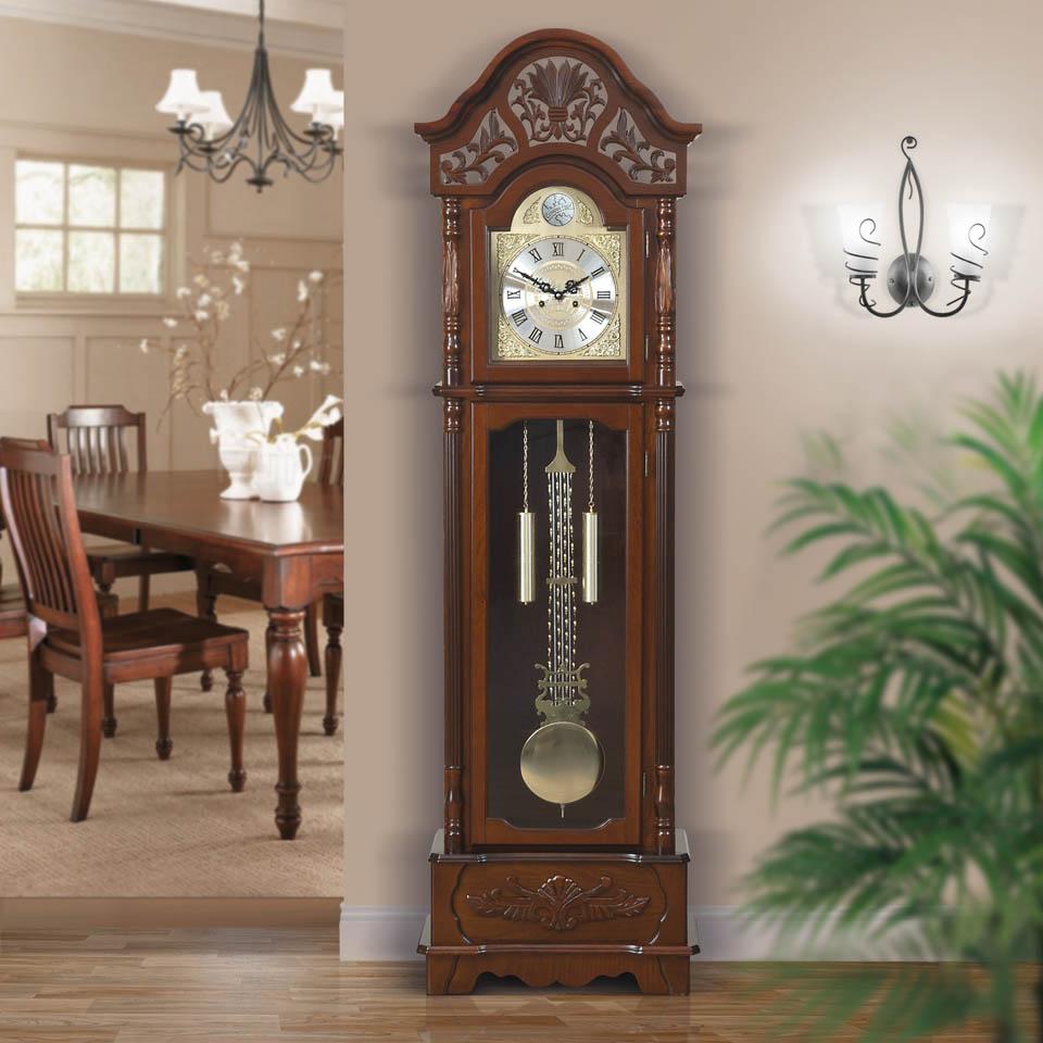 Fairfax Wooden Grandfather Clock