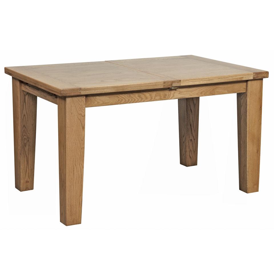 Tavistock Oak 1.4m Extending Dining Table
