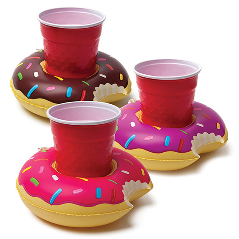 Doughnuts Beverage Boats