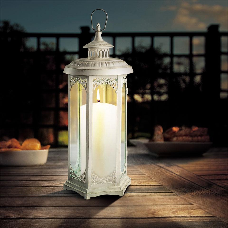 Elinore 45cm Candle Lantern