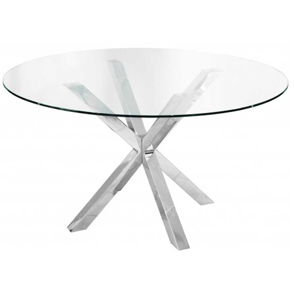 Crossly Round Dining Table
