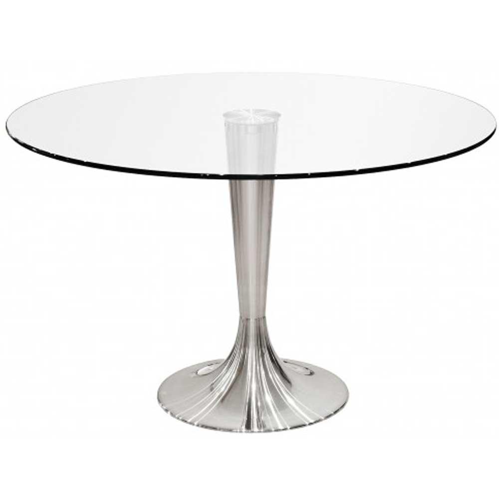 Sandringham Glass Top Dining Table