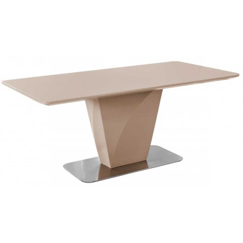 Talia Taupe Dining Table