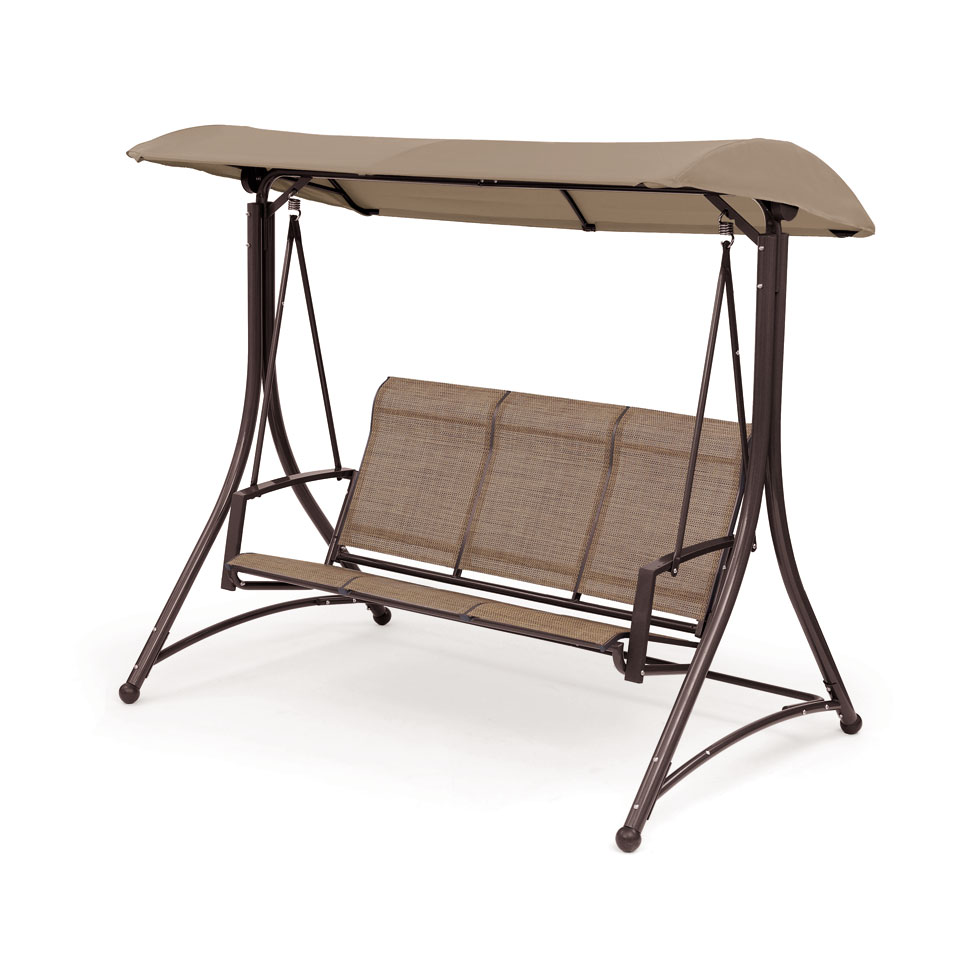 Replacement Canopy for Boston/Havana 3 Seater Bronze/Copper Swing