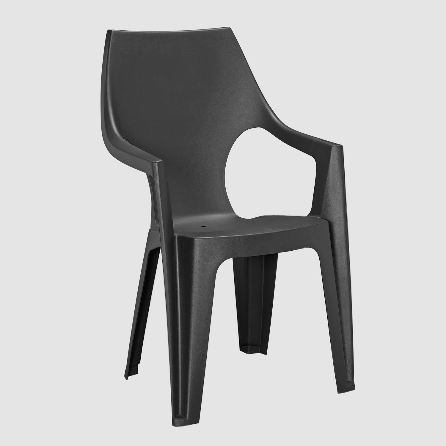 Dante High Back Anthracite Chair