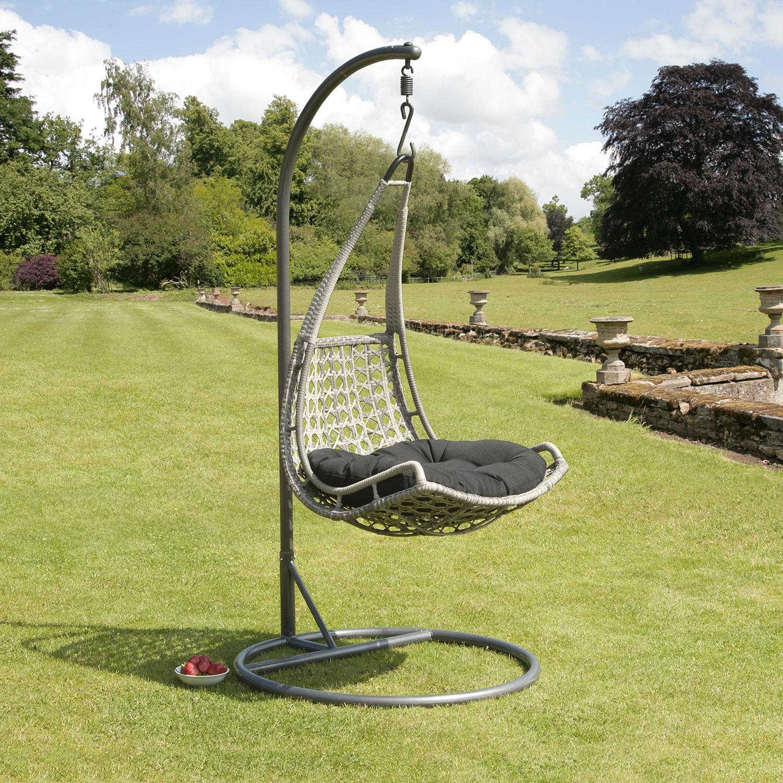 Image of Babylon Rattan Hanging Chair