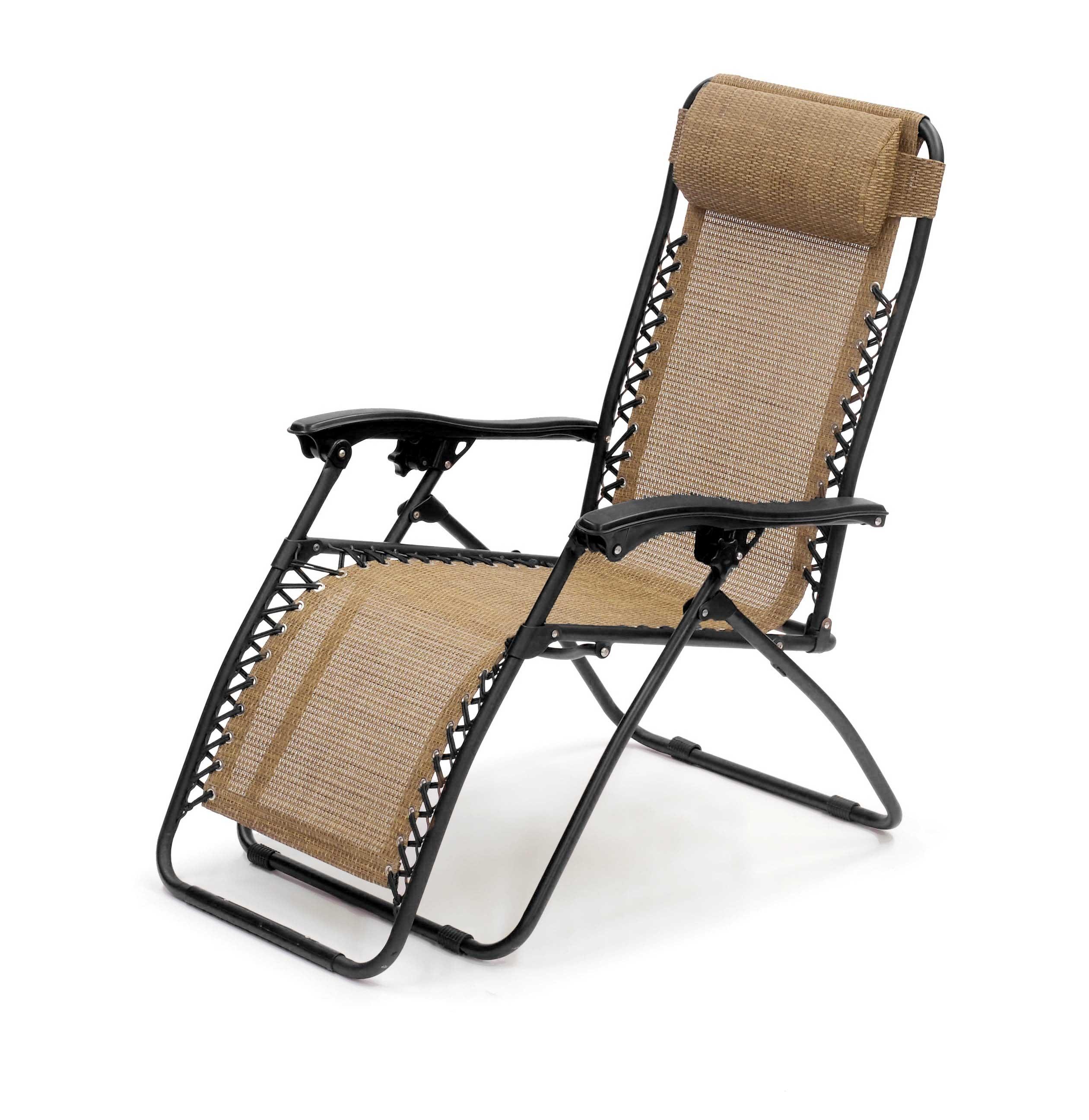 Suntime Deluxe Bronze Royale Gravity Garden Chair