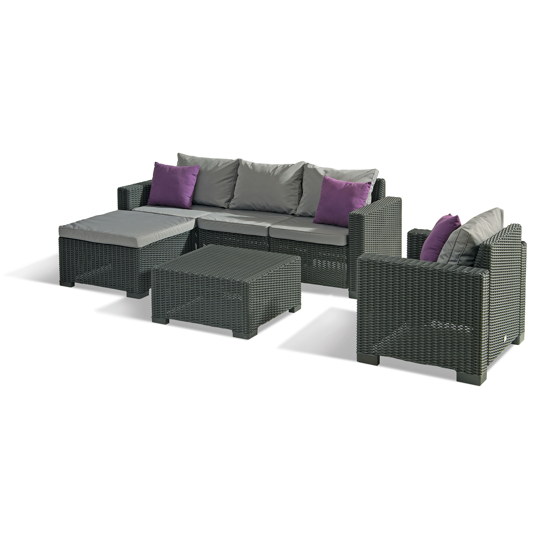 California 3-Seat Sofa Collection