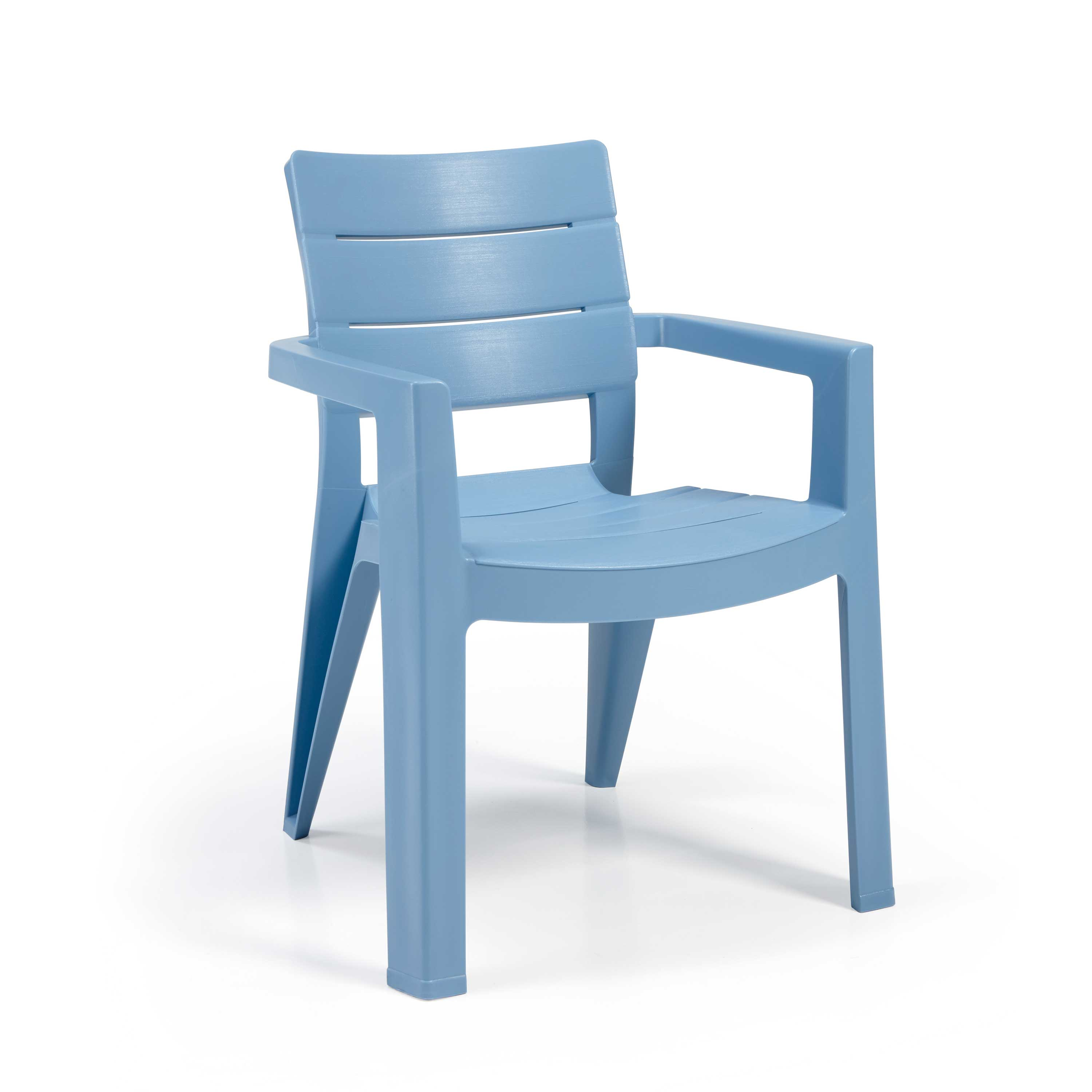 Allibert Ibiza New Blue Dining Chair