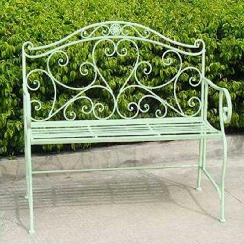Suntime Lancaster Ornate Garden Bench