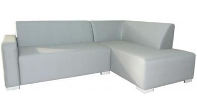Torino Corner Sofa Collection White Left