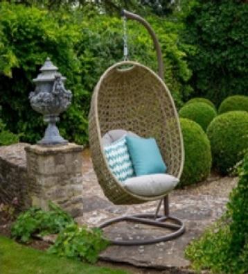 Brampton Cocoon Chair With Cushion
