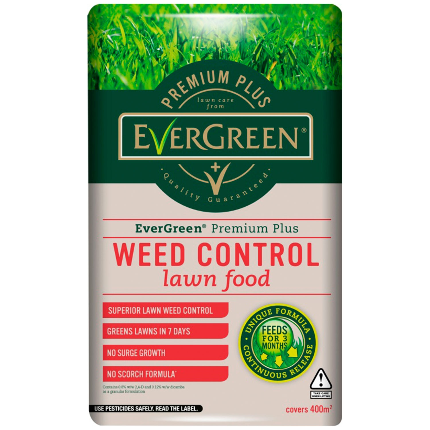 Image of EverGreen Premium + Feed & Weed 400m