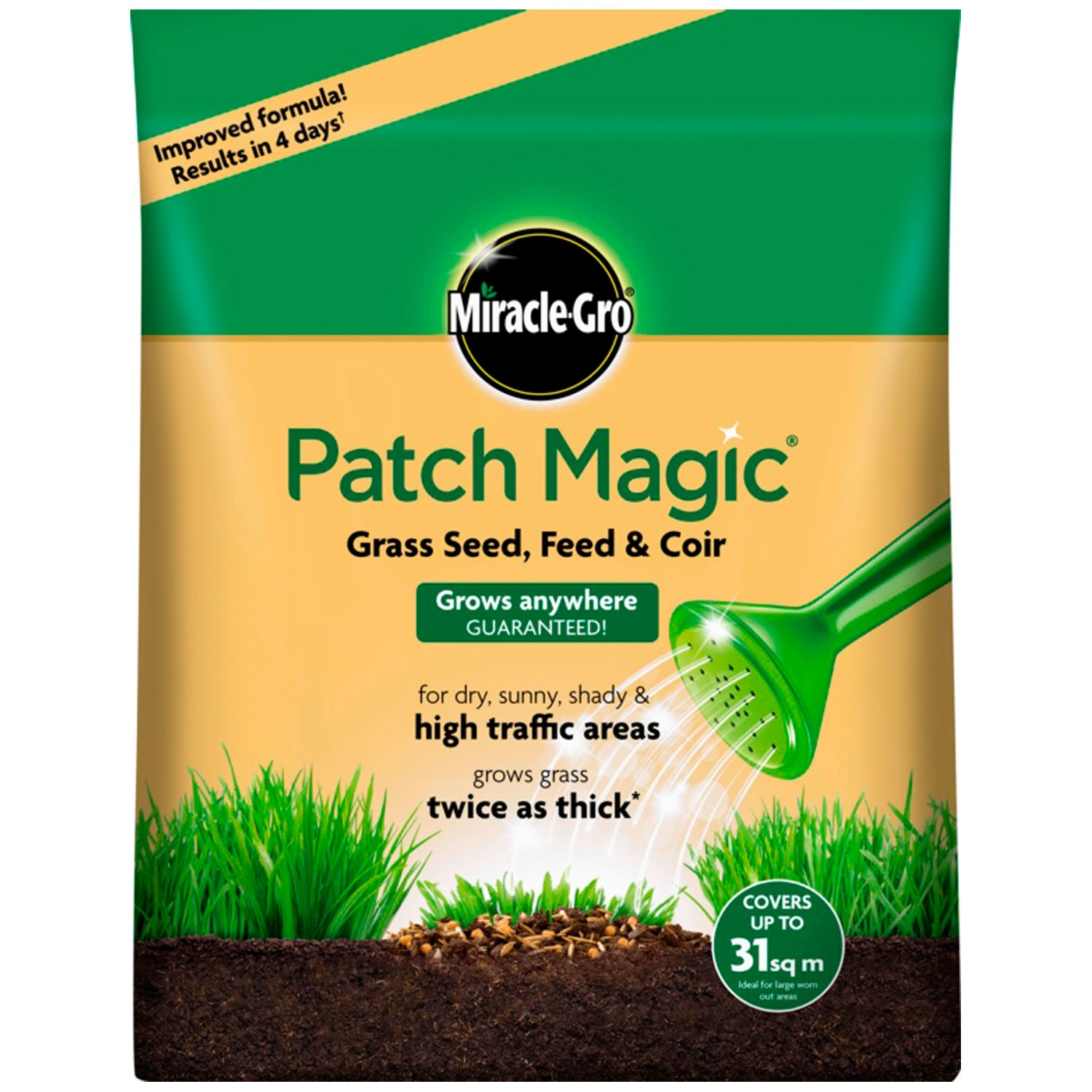 Miracle-Gro Patch Magic 7kg