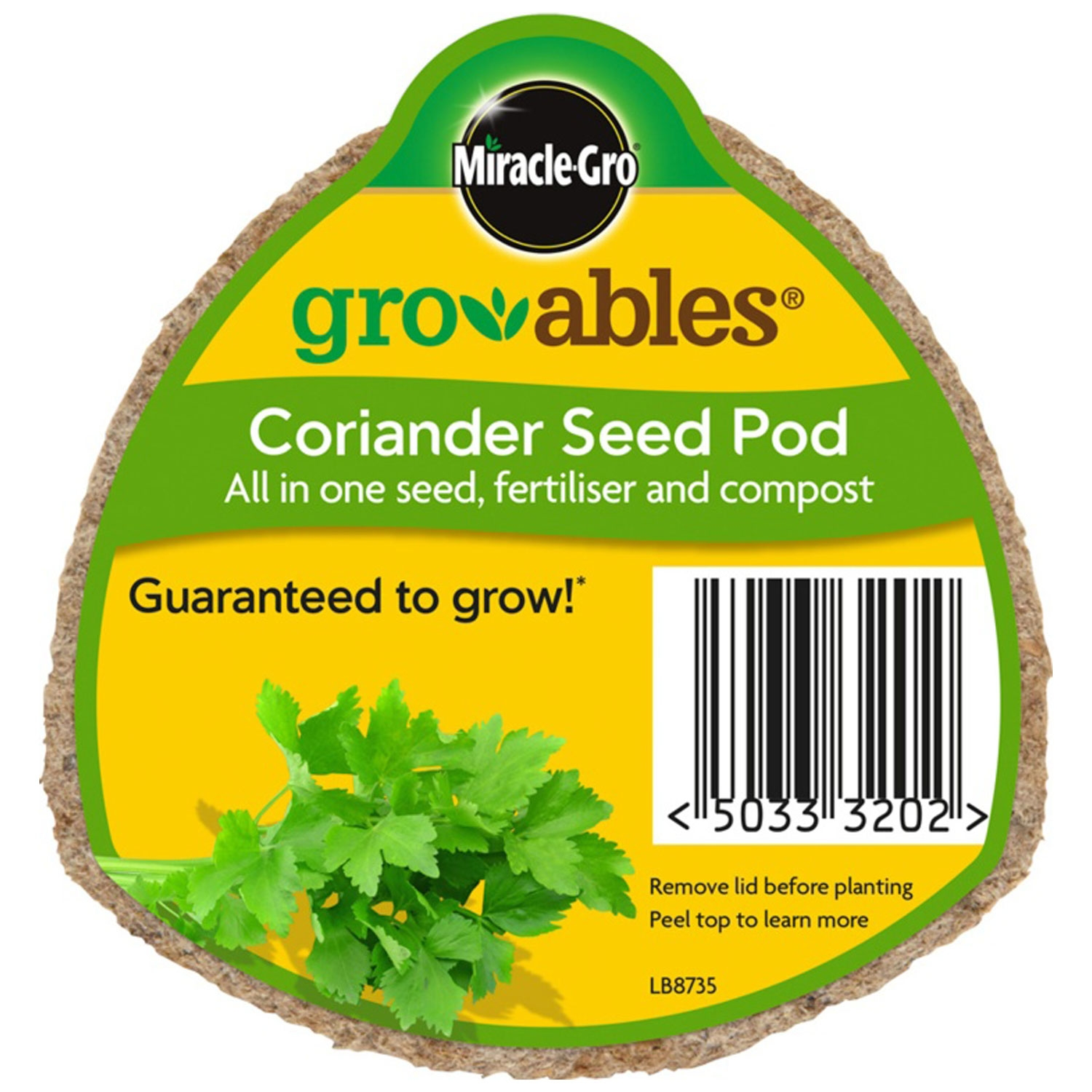 Miracle-Gro Groables Coriander