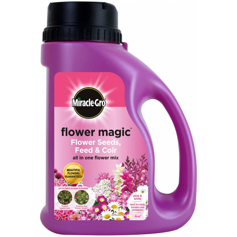 Miracle-Gro Flower Magic 1kg Pink Jug
