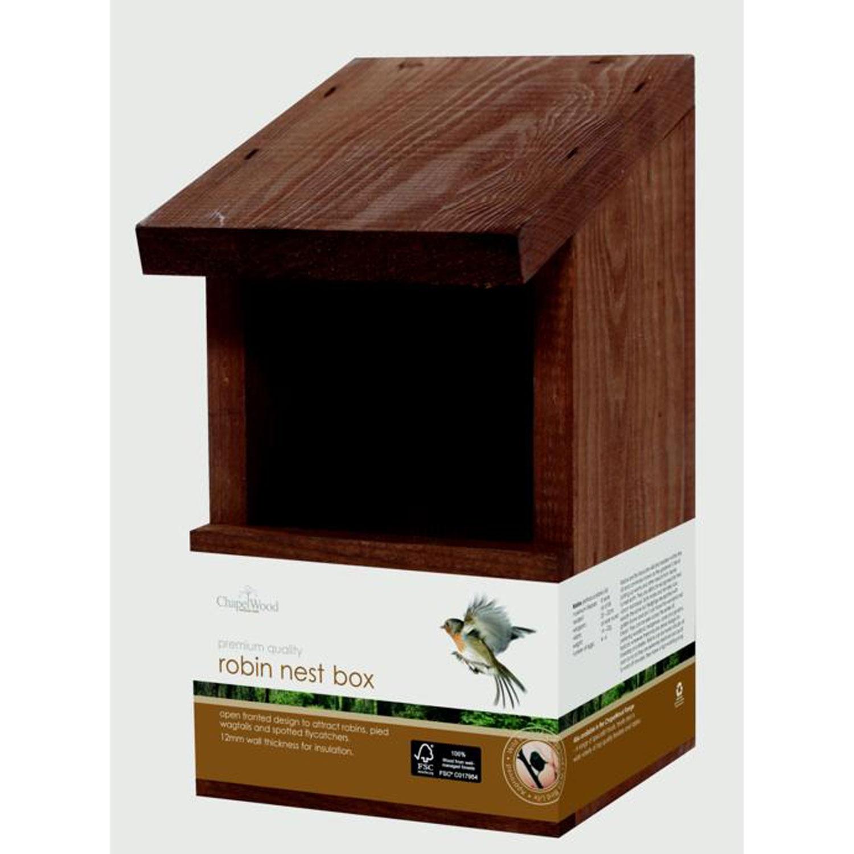 Chapelwood Robin Nest Box Classic