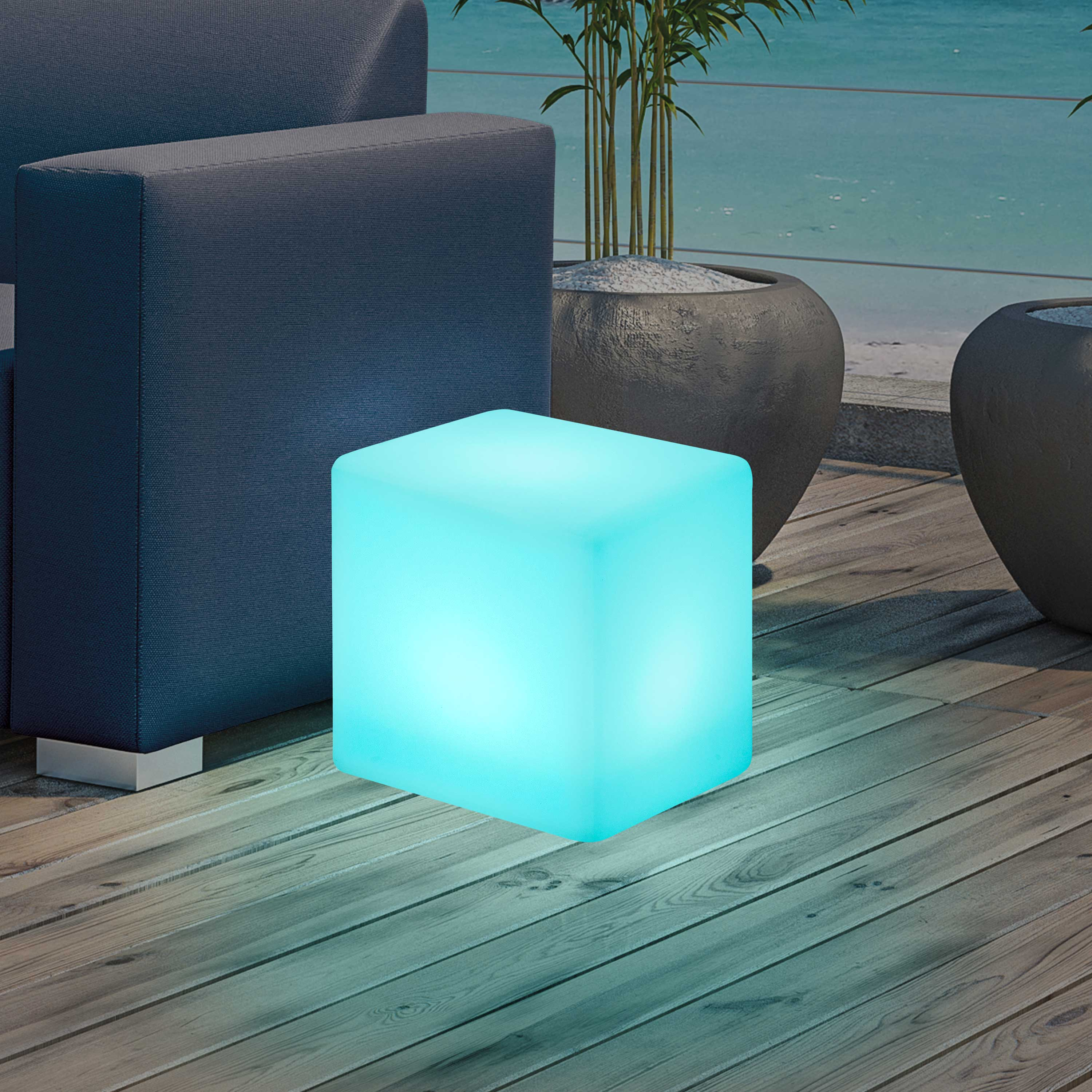 Wirefree Small LED Light Cube
