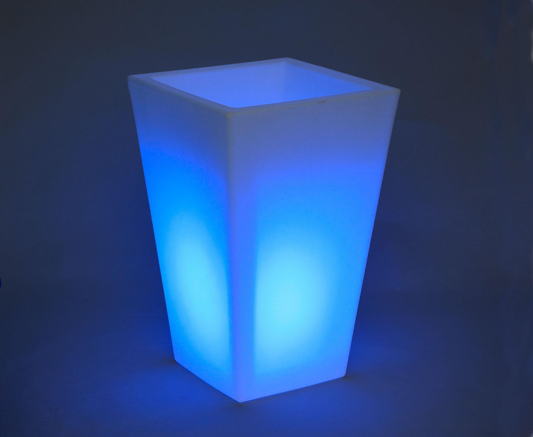 Light Up Flower Pot