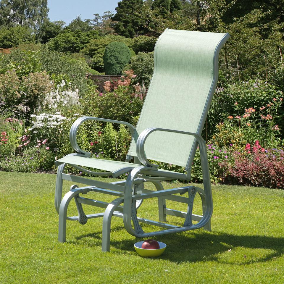 Suntime Havana Avocado Glider Chair