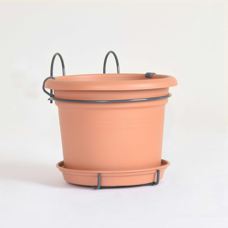 Green Basics Terracotta Potholder Set
