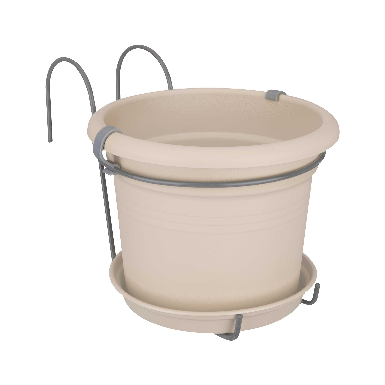 Green Basics Grainy Sand Potholder Set