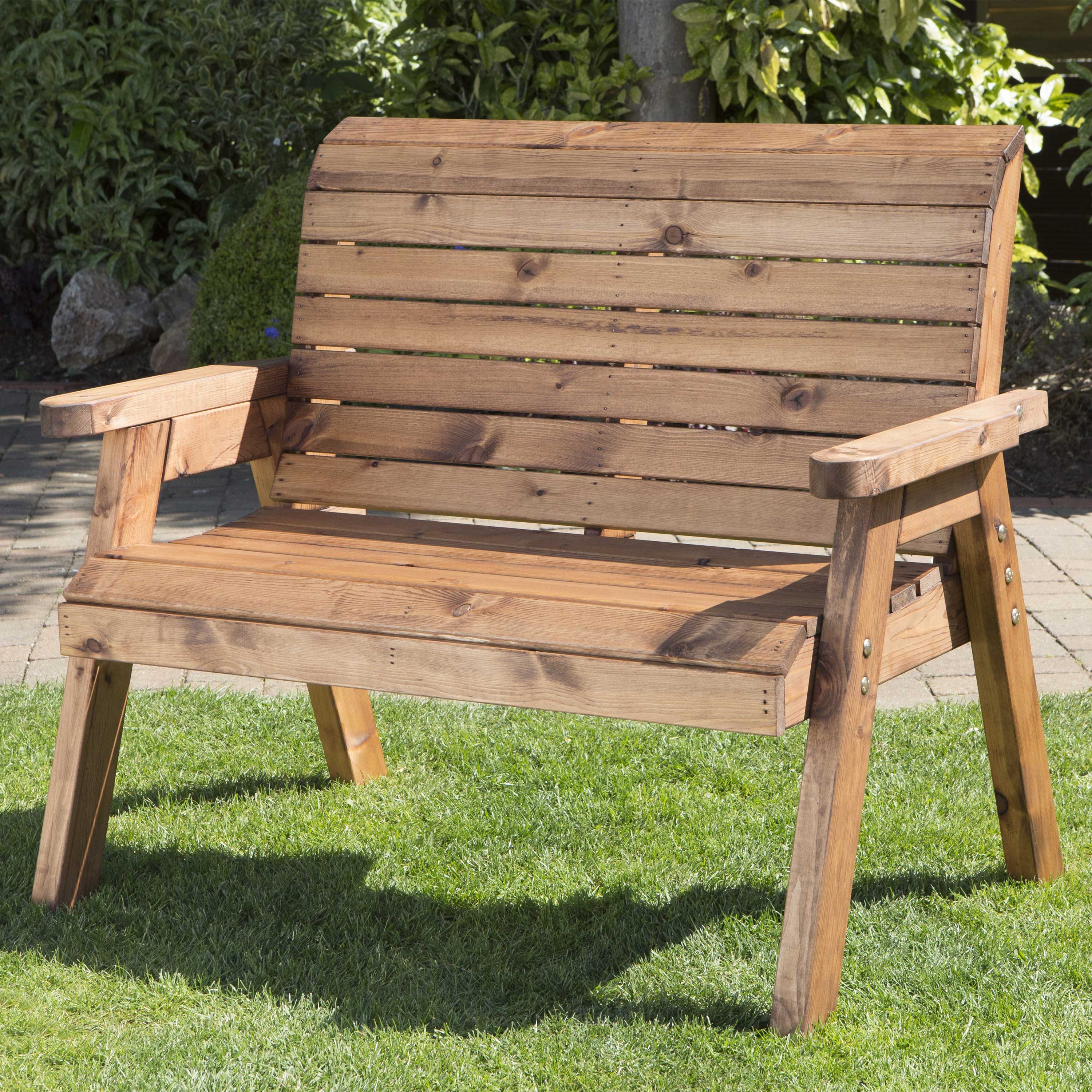 Outdoor bench outdoor backless benches under polywood for Affordable furniture 6496 redland